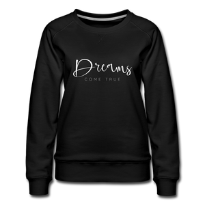Dreams Sweatshirt - Schwarz