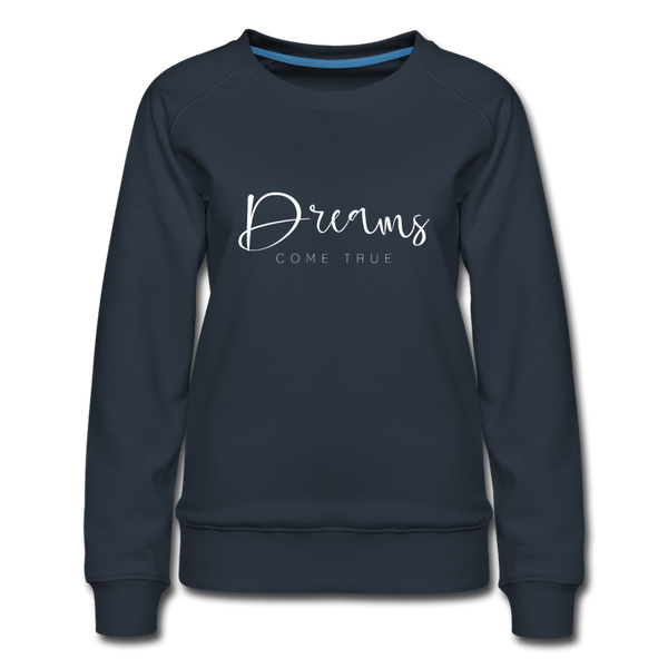 Dreams Sweatshirt - Navy