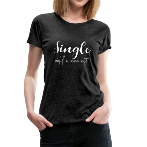 Single T-Shirt - Anthrazit