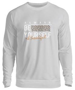 PM FASHION WOMEN® Be Yourself  - Unisex Pullover - PM FASHION®