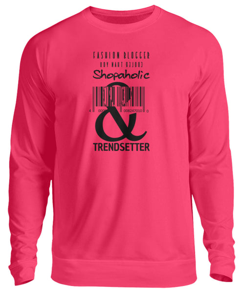 PM FASHION WOMEN® Trendsetter  - Unisex Pullover - PM FASHION®