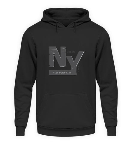 PM FASHION MEN® NYC Urban  - Unisex Kapuzenpullover Hoodie - PM FASHION®