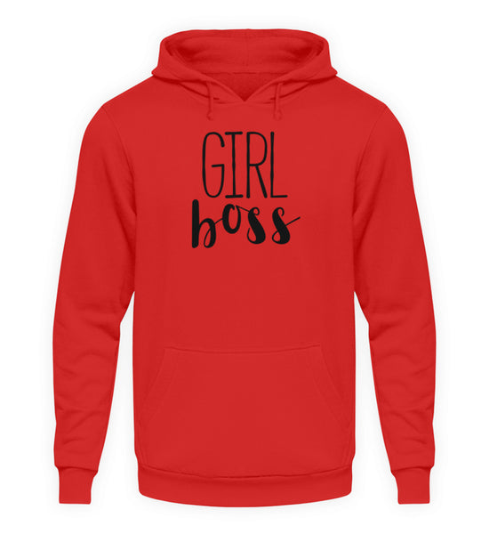 PM FASHION WOMEN® Girl Boss  - Unisex Kapuzenpullover Hoodie - PM FASHION®