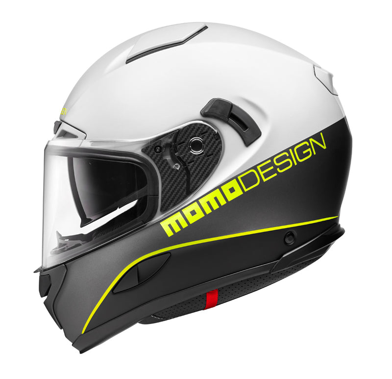 FULL FACE HELMET HORNET WHITE