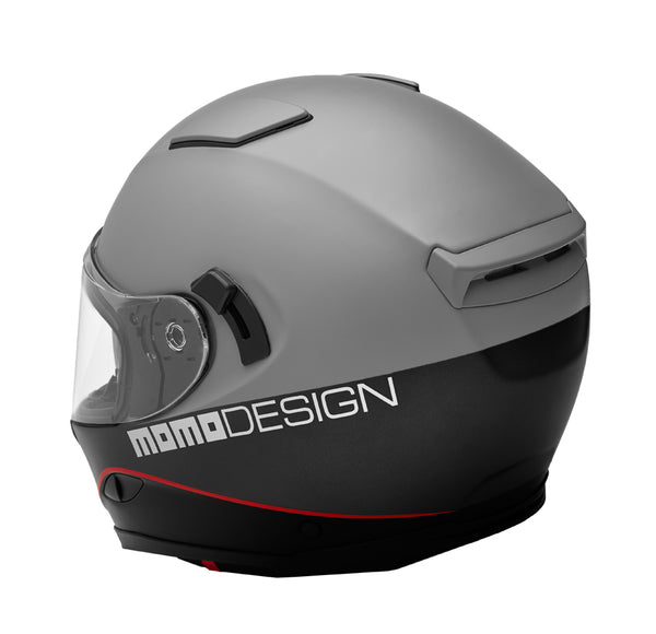 FULL FACE HELMET HORNET GREY ASPHALT