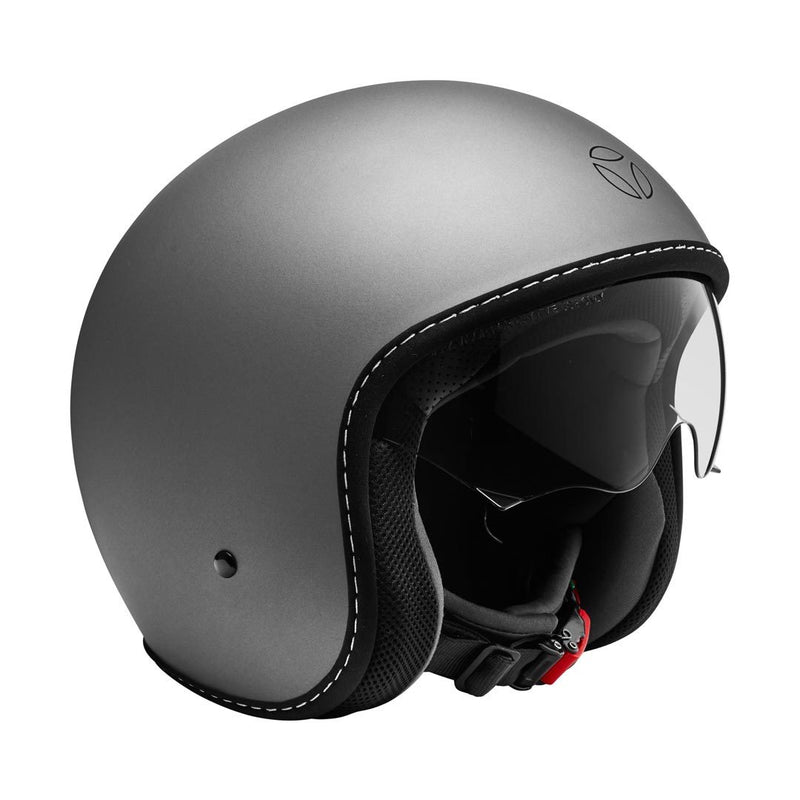 JET HELMET EAGLE PURE Grey