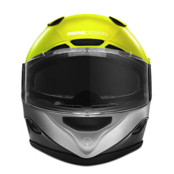 FULL FACE HELMET HORNET Yellow