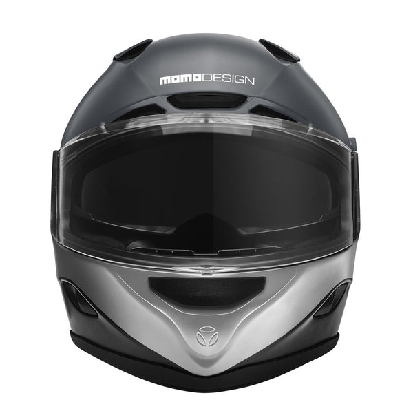 FULL FACE HELMET HORNET Grey
