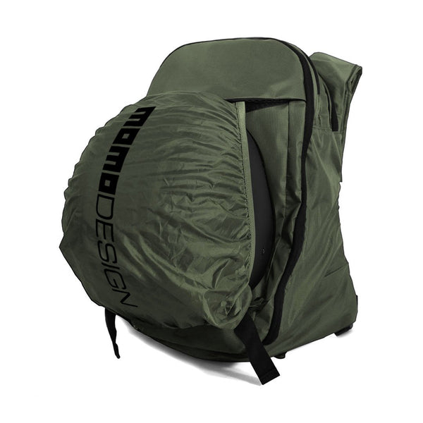 MD ONE Motorbike Backpack Military green