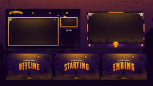 Halloween Stream Package