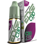 Edge CBD E-Liquid Johannisbeere 10 ml - 250 mg CBD