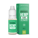 Harmony CBD E-Liquid Hanf - Original Hemp - 10 ml
