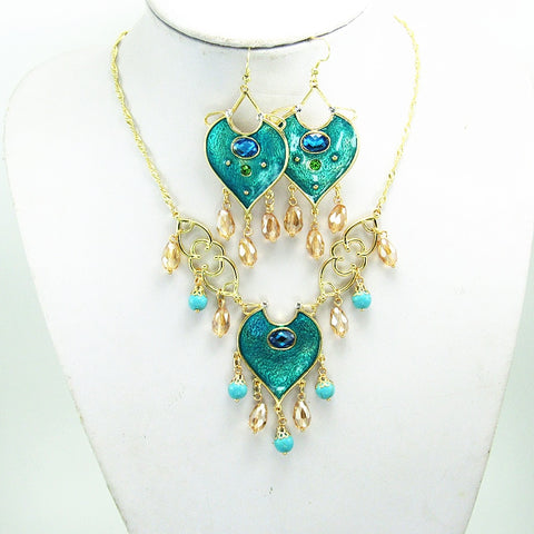 2019 New Aladdin  Cosplay resin Pendants Princess Jasmine  Necklace Women  Gifts