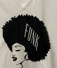 Load image into Gallery viewer, Afro funk V neck