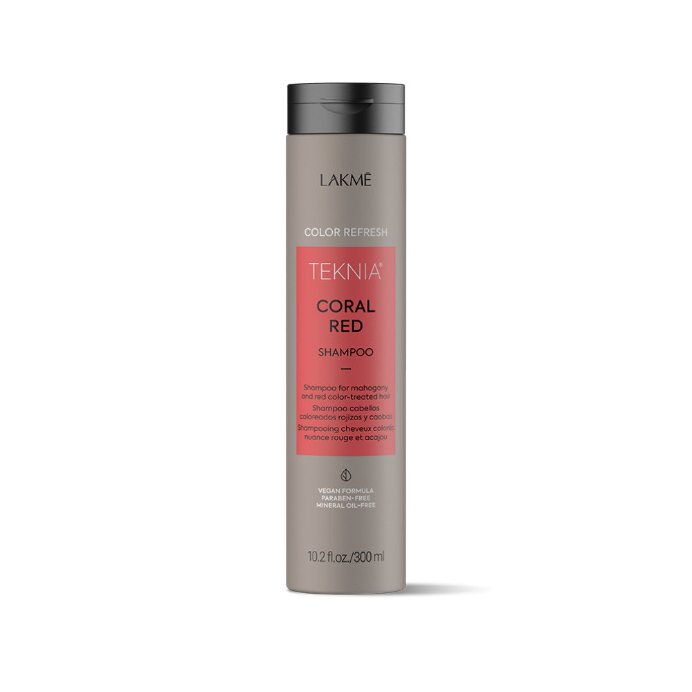 Refresh Coral Red Shampoo 300 ml