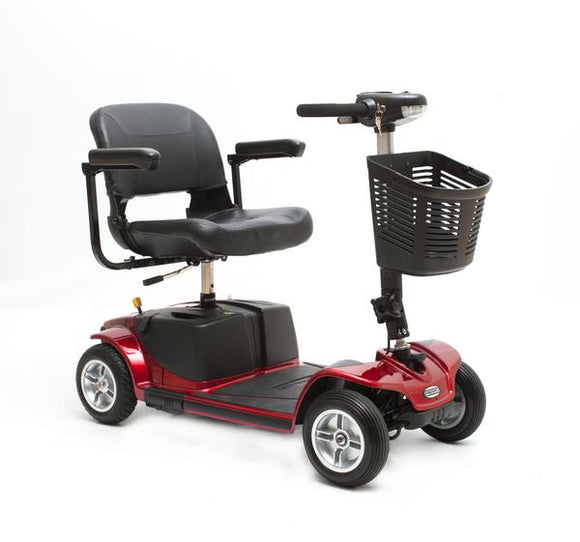 REVO Mobility Scooter in Red