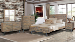 Bristle Bed Suite