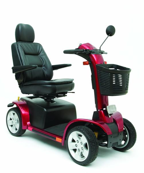 Pathrider 130XL Scooter.