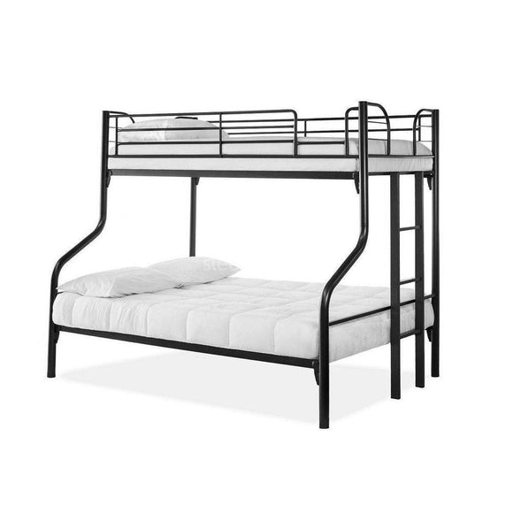 Ashton Single-Over-Double Steel Bunk