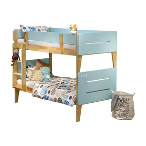 Irvine Bunk Bed with Removable Top Bunk.