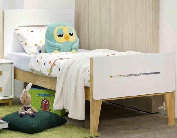 IRVINE BED TWO TONE