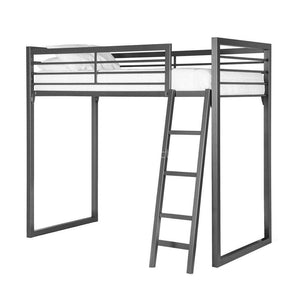 Nash Metal Loft Bed