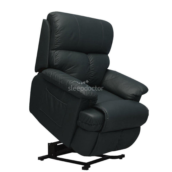 Robbie Leather Electric Adjustable Lift Chair/Recliner
