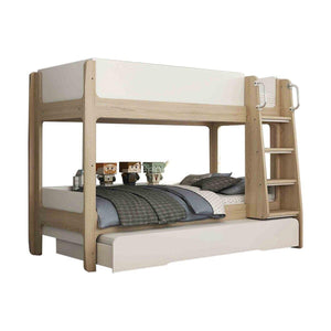 Skyler Trio Bunk with Trundle and Ladder