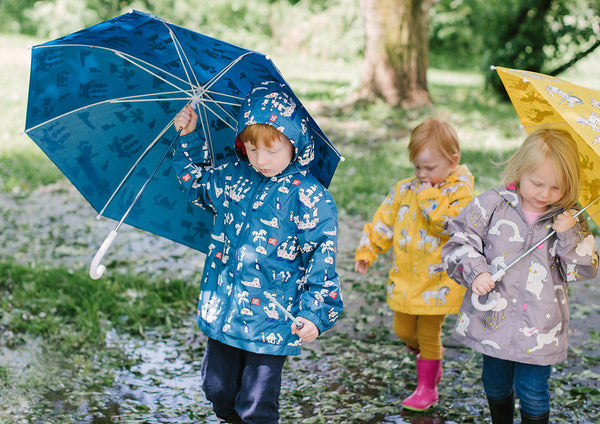 5 Rainy day activities for Kids.