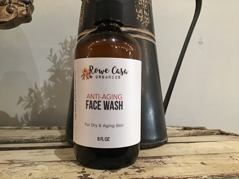 Face Wash for Dry & Aging Skin