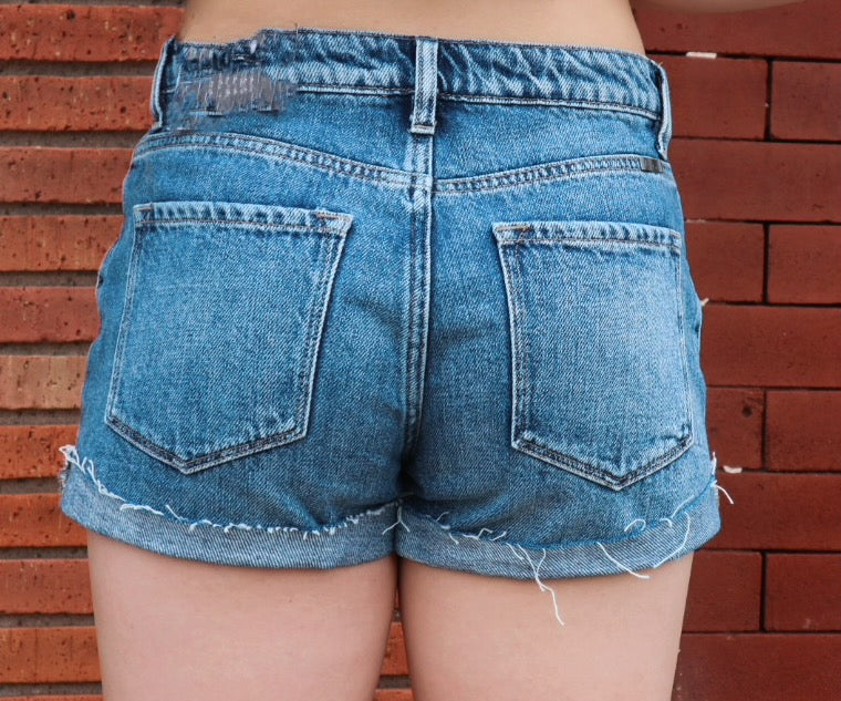 Maylee High Rise Shorts