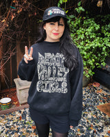 Death Valley Girls Backpages Sweatshirt