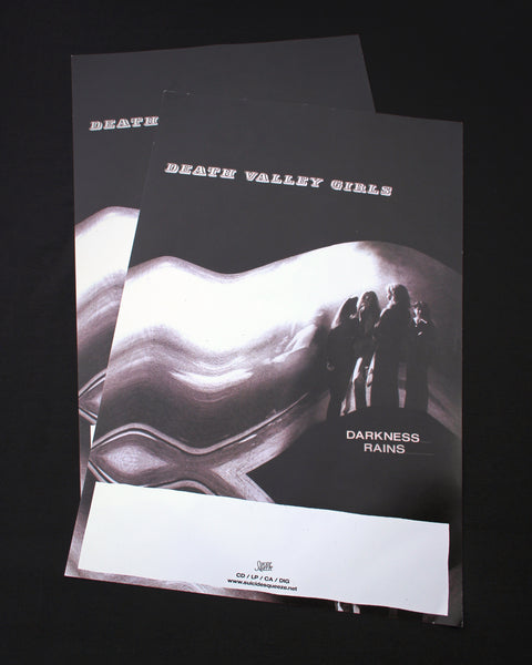 Death Valley Girls Press Poster