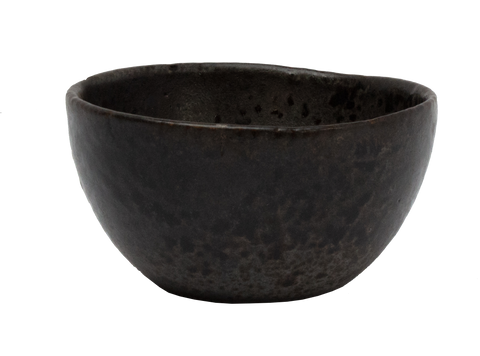Midnight Black Cereal Bowl Ø15 x H:9cm