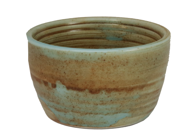 Rust Ramekin With Upstanding Rim 8 x 8 x 4.5cm 4oz