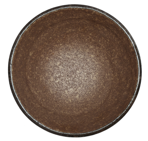 Earth Bowl Ø19 x H:8cm - Light Brown -