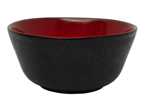 Sunset Red Cereal Bowl Ø13 x H:6cm