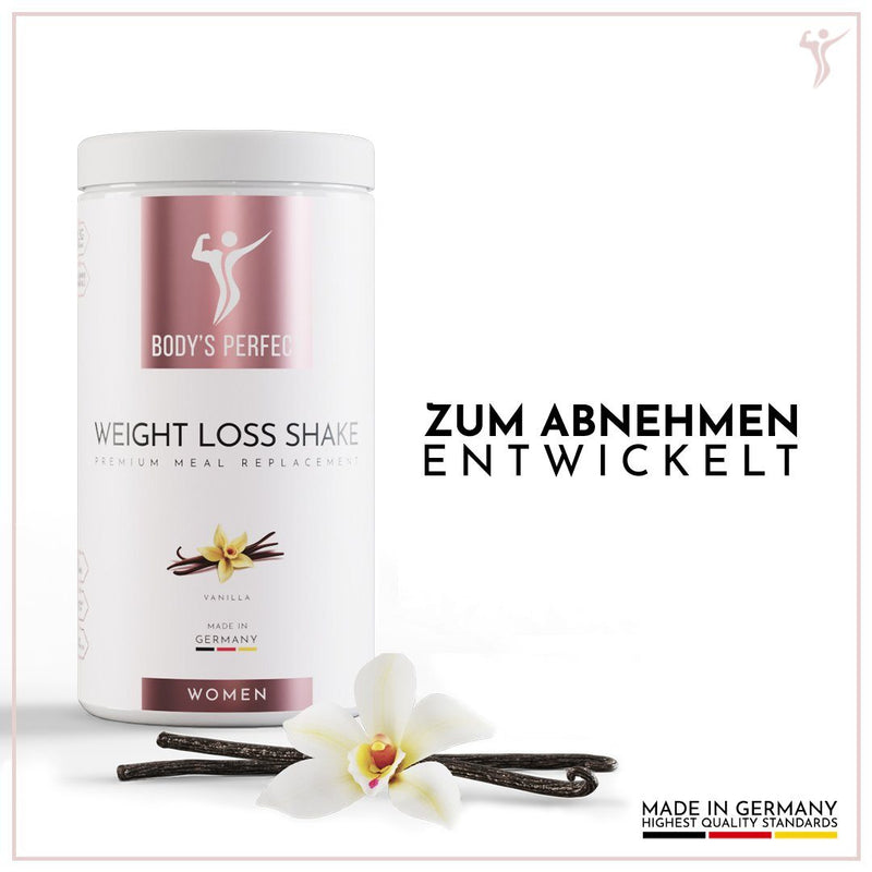 Weight Loss Shake - für Frauen