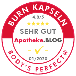Apotheke.BLOG Gütesiegel