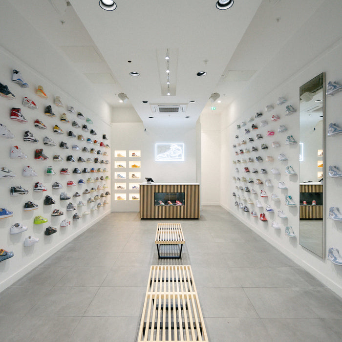 Kick Game Opens Third Store in Bullring & Grand Central