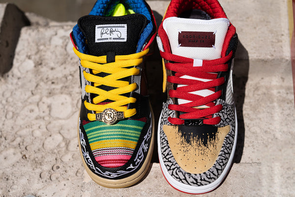 Nike Dunk Low What the Paul