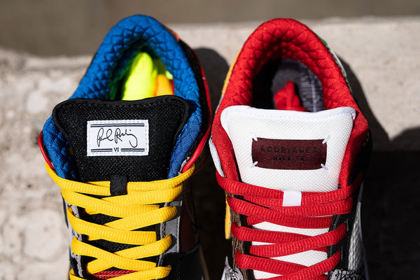 Nike Dunk Low SB What the Paul