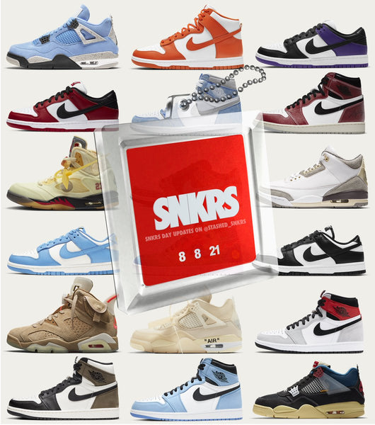 SNKRS Day 2021 Release Information