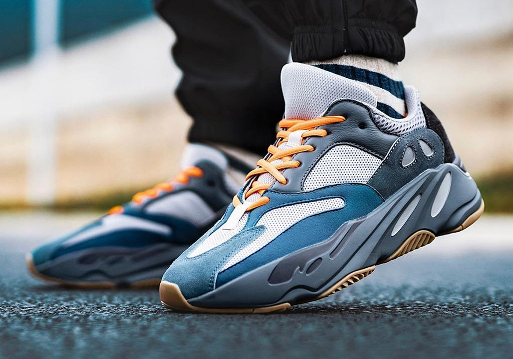 "Adidas Yeezy Boost 700 ""Hospital Blue"""