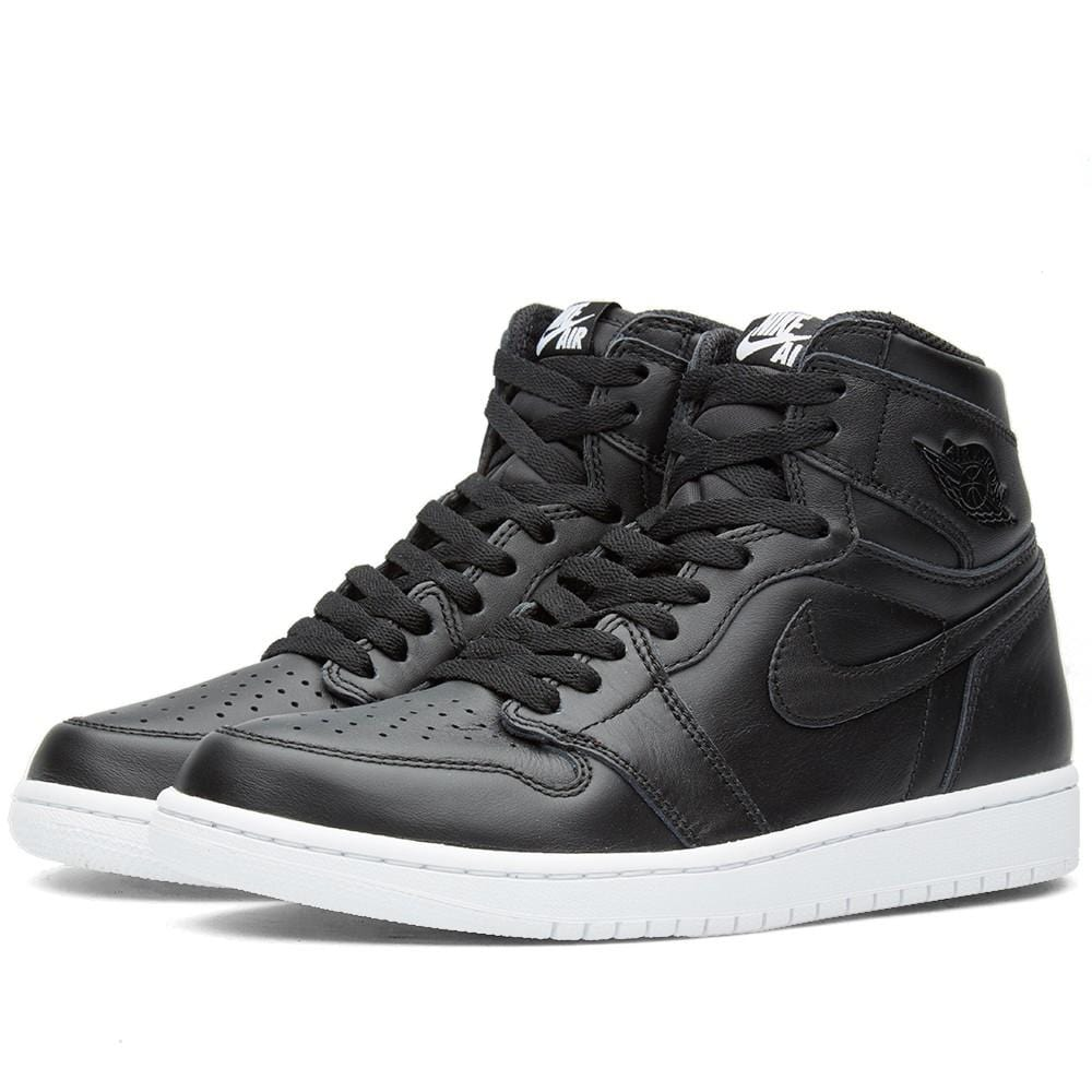 new concept 67d92 8d6af AIR JORDAN 1 RETRO HIGH OG Black & White