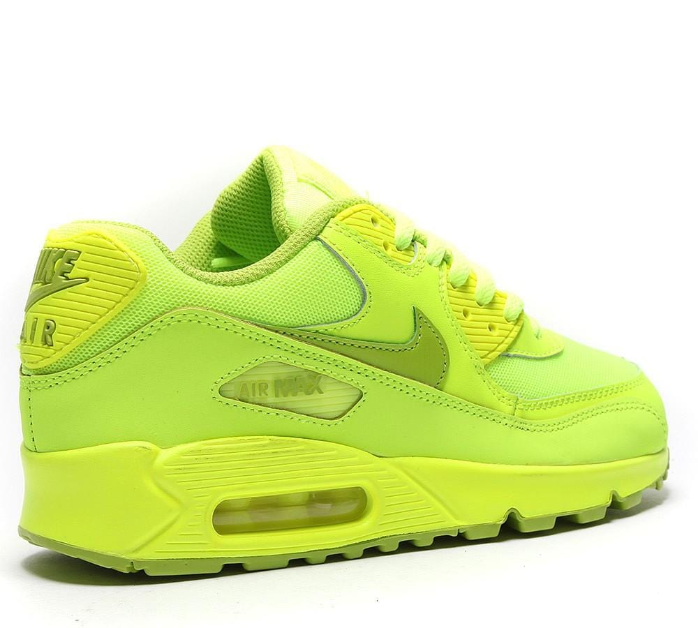 Nike Air Max 90 Junior 'Flood Yellow'