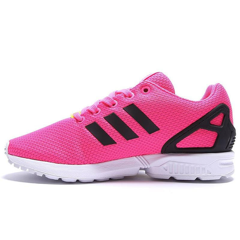 Adidas Originals Junior ZX Flux 'Neon Pink' - Kick Game
