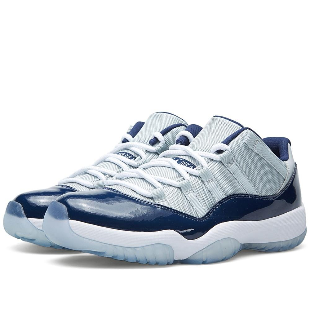 Air Jordan 11 Retro Low 'Grey Mist' - Kick Game