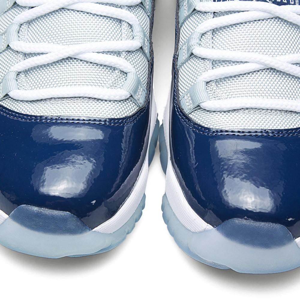 Air Jordan 11 Retro Low GS 'Grey Mist' - Kick Game