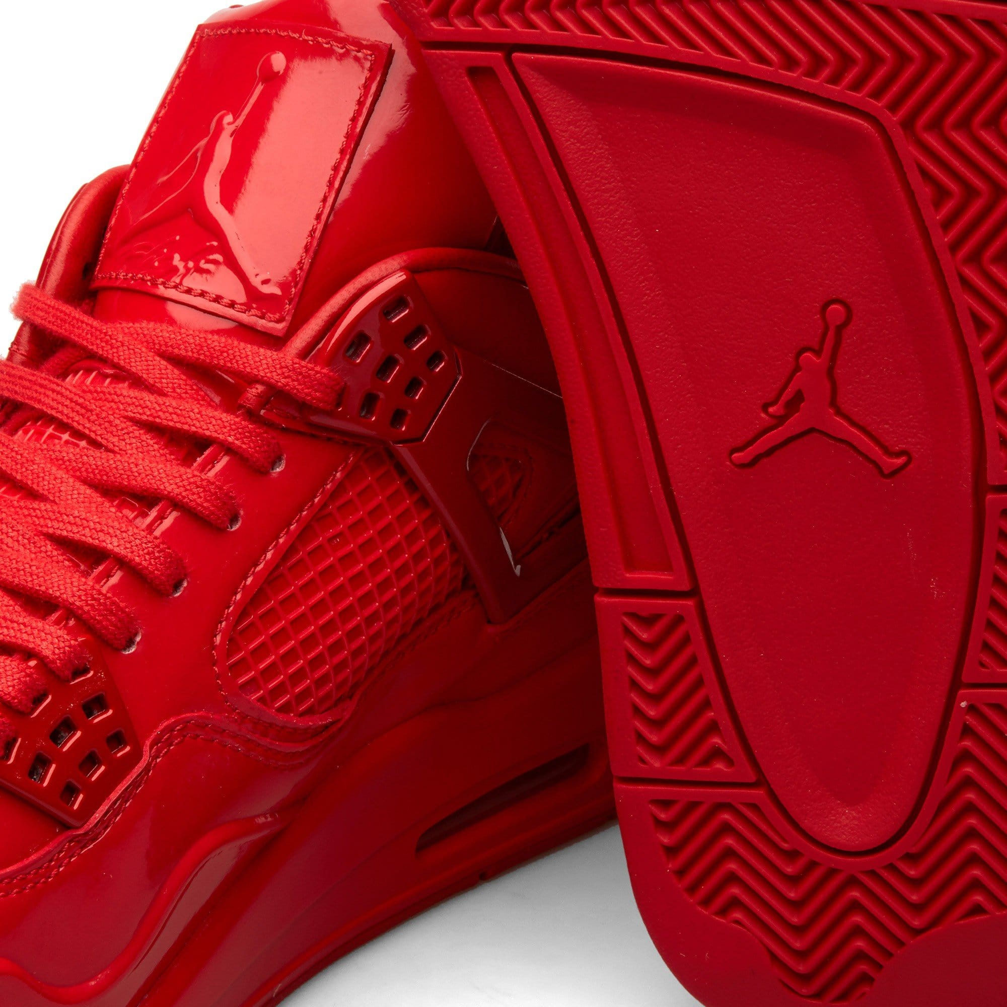 NIKE AIR JORDAN 11 LAB4 University Red - Kick Game